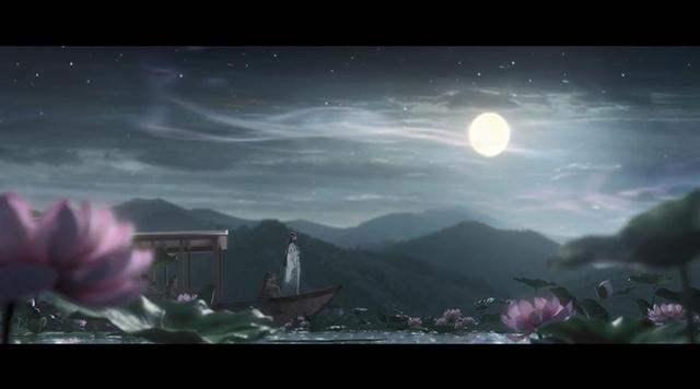 「魔道祖师」官方公开了完结篇的新双人预告,该作将于8月7日起播出
