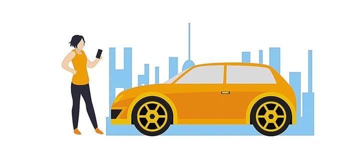 深圳约谈6家网约车平台 开具37份《违法行为通知书》