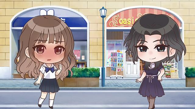 「蔚蓝反射/澪」第十五弹小剧场公开,动画已于4月10日开始播出