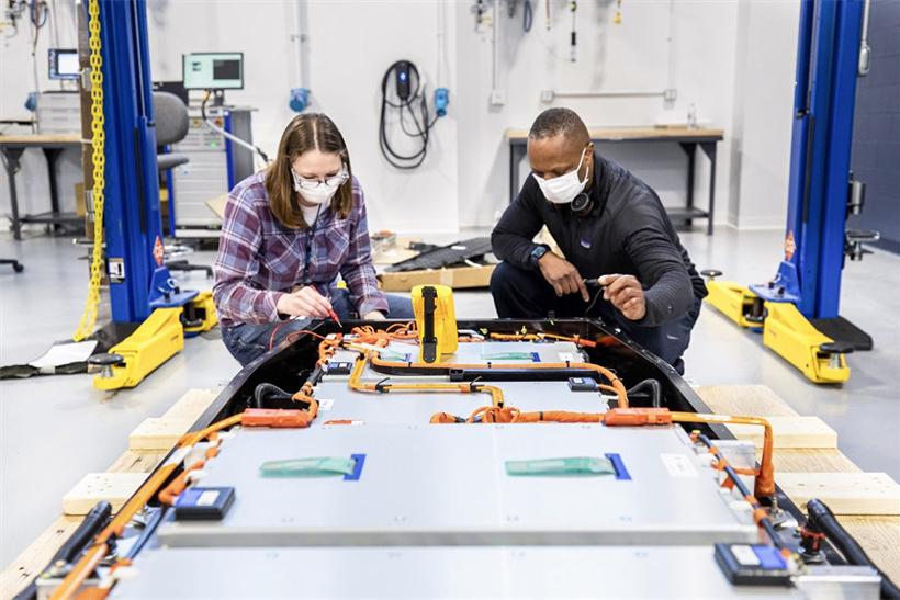 福特全球电池创新中心定址底特律 加速电气化进程