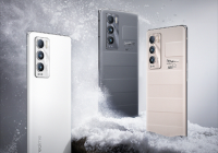 realme GT大师版全系开售 搭载高通骁龙778G处理器