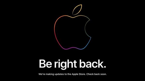苹果中国商店突然进入维护状态 网友猜测或将有惊喜