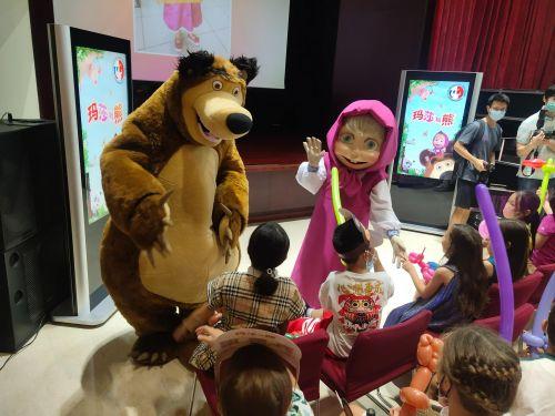 风靡世界的俄罗斯动画剧集《玛莎和熊》第三季即将登陆中国