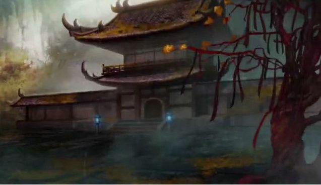 12集古风玄幻动画剧集《吴承恩缉妖录》于8月8日发布概念片