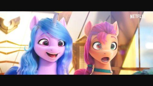 动画电影《小马宝莉:新时代》公开了全新中字预告 预计9月24日在Netflix正式播映