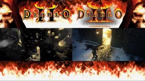 《暗黑破坏神 2:重制版》将于本周末开启 Beta 测试 公布了第一章和第二章的 CG 动画
