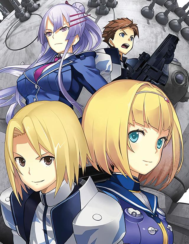 轻小说「重装武器」第20卷封面图公布 该卷将于10月8日发售