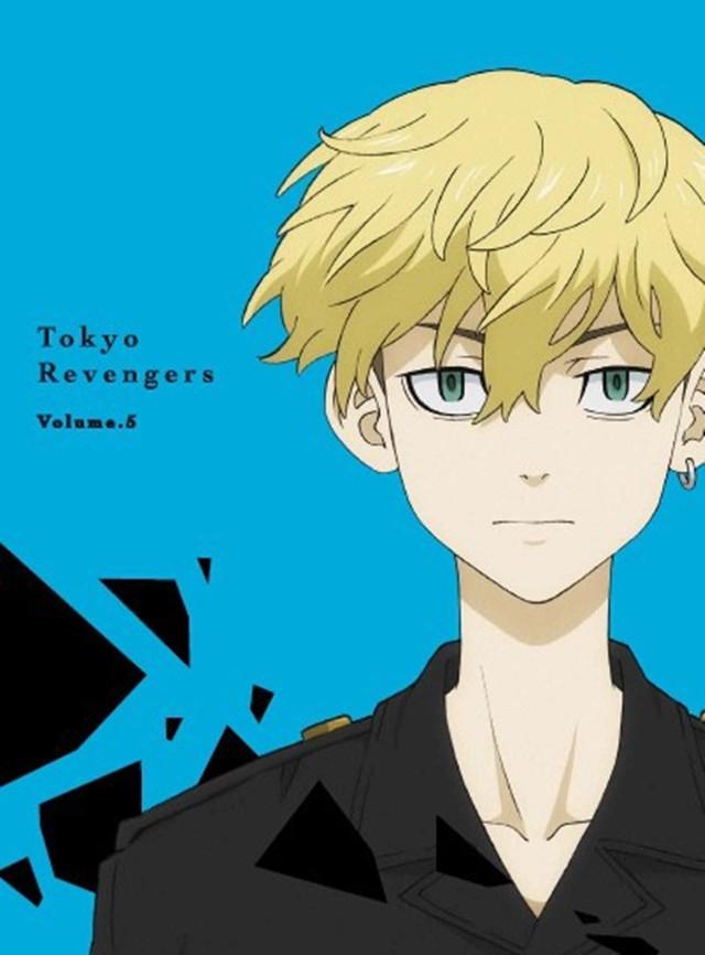 动画「东京卍复仇者」Blu-ray&DVD第五卷封面公开 将于10月6日发售