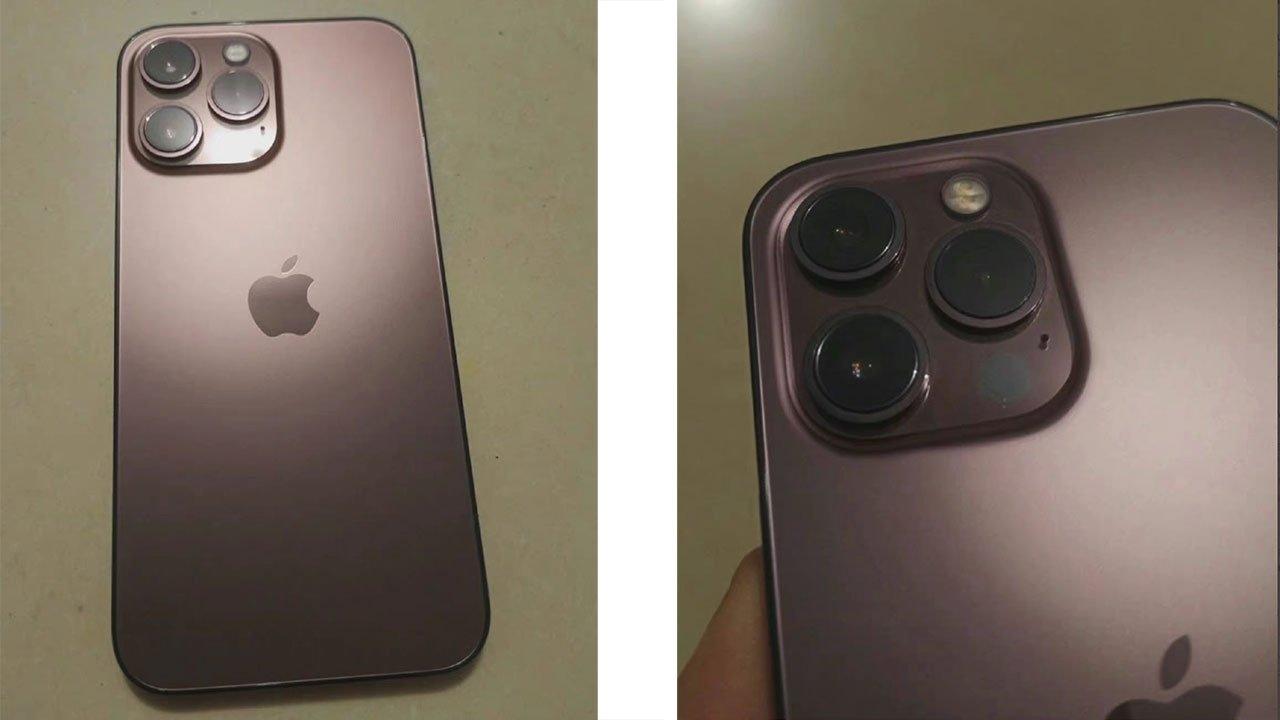 疑似iPhone 13 Pro谍照曝光 摄像头传感器尺寸更大