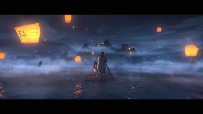 《白蛇传》将中国动画电影制作技术水平推上了一个新高度