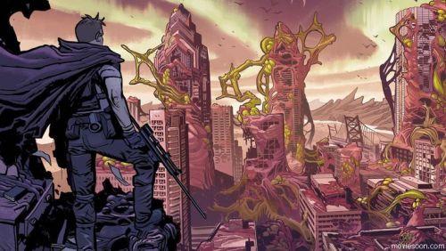 杰克·吉伦哈尔有望主演这部科幻漫画电影《遗落之歌》