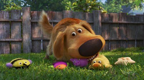 《飞屋环游记》卡尔、罗素和那条会说话的金毛犬将于9月1日上线迪士尼流媒体