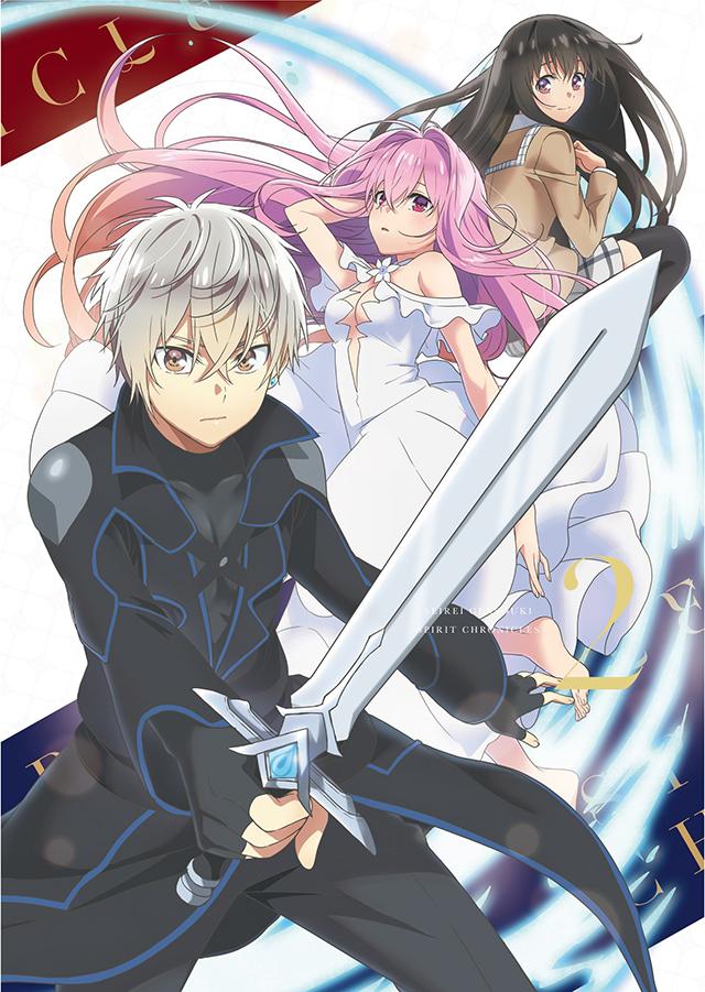「精灵幻想记」公开了第二卷Blu-ray BOX的封面图及其特制的特典插画