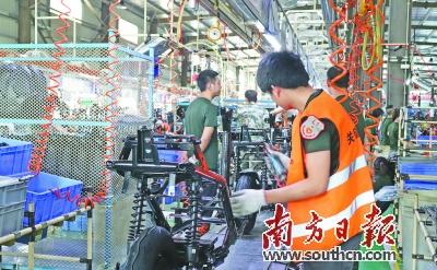佛冈经济运行呈现稳中提质态势 3项主要经济指标增速位列全市第一
