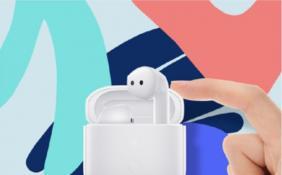 Redmi首款半入耳式耳机将发布 Redmi Buds 3采用苹果AirPods设计