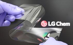 LG研发出新型可折叠材料 预计将覆盖智能手机、笔记本电脑等设备