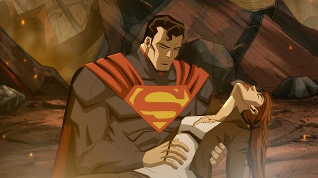 DC动画电影「不义联盟」发布了首支预告片 将于10月19日正式上映