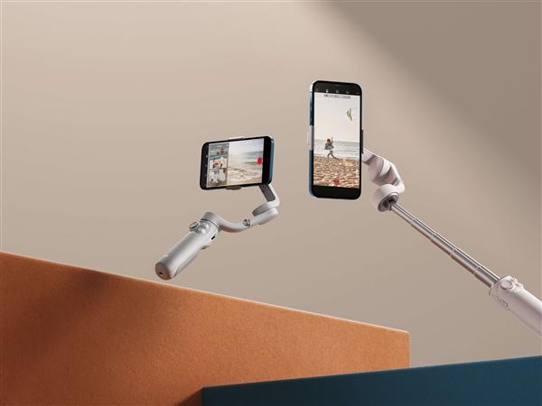 大疆正式发布DJI OM 5手机云台 更轻、更小、更智能