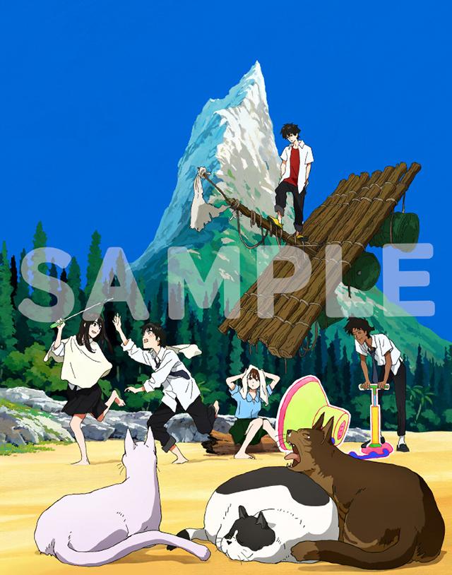 TV动画「Sonny Boy」BD-BOX封面图公布 将于12月8日发售