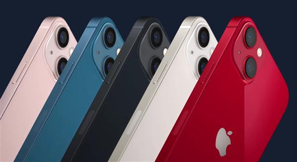 iPhone 13全系内存信息曝光 与iPhone 12系列相同