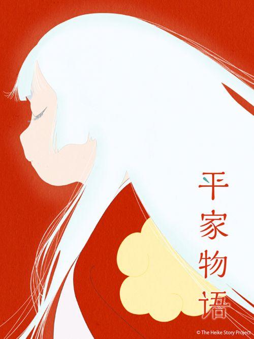 TV动画「平家物语」正式开播,官方公开了新版视觉图