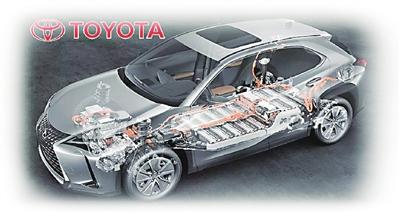 丰田斥巨资研发电池,欲加速新能源汽车转型?