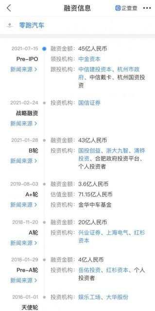 """""""领跑汽车""""计划在香港进行IPO?官方回应:消息不实"""