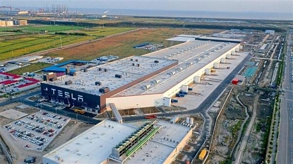 特斯拉柏林超级工厂建成 工厂产能将达到每周约5000辆整车
