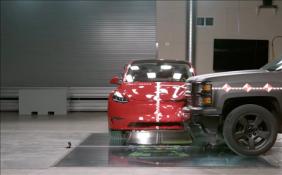 特斯拉发布最新防撞车技术 可在碰撞发生10毫秒内判断碰撞类型