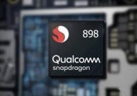 骁龙898手机将12月登场 将带来大幅度性能提升